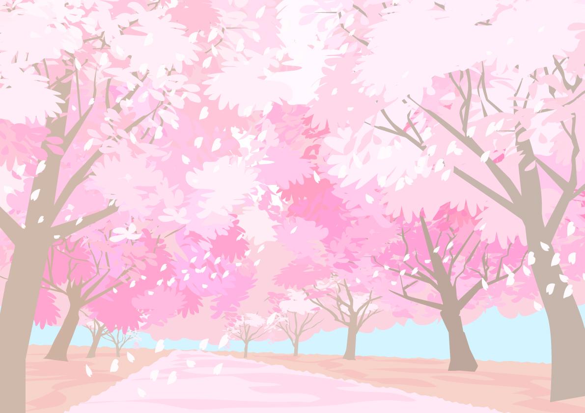 桜前線北上中! | 竹村コラム | ラピスコーポレーション